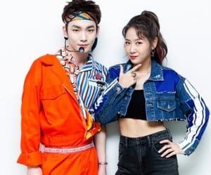 key, soyou, and SHINee image