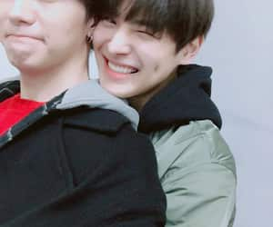 byungchan and seungsik image