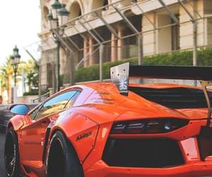car, Lamborghini, and liberty walk image