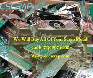 electronic scrap, scrap metal prices nyc, and sell scrap nyc image