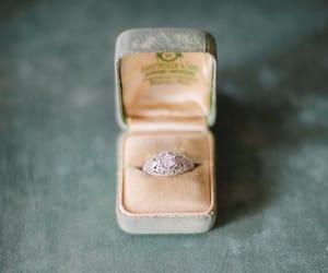 diamond ring, jewelry, and fine jewelry image