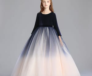 tulle dress, 2019, and simple dress image