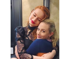 madelaine petsch, riverdale, and lili reinhart image