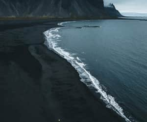 iceland and sea image