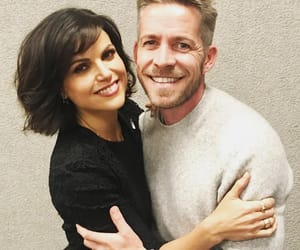 sean maguire, lana parrilla, and once upon a time image