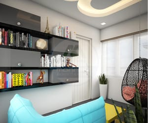 architects, architecture, and interior decoration image