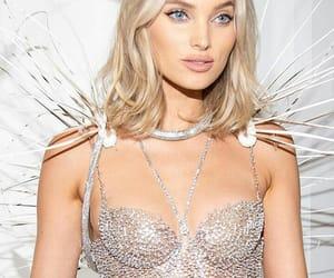 angel, fantasy bra, and backstage image