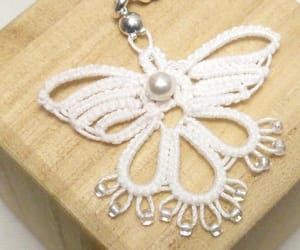 etsy, guardian angel, and necklace image