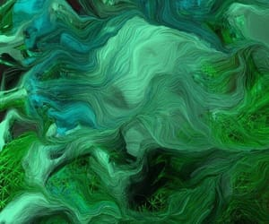 texture, art, and green image