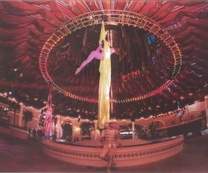 acrobat, art, and Las Vegas image