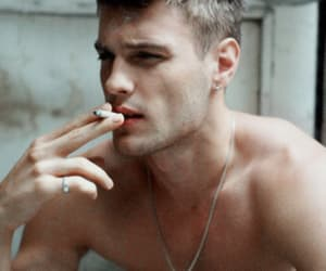 aesthetic, boys, and cigarette image