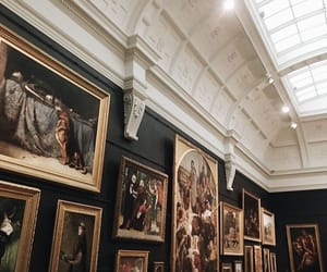 architecture, art, and art gallery image