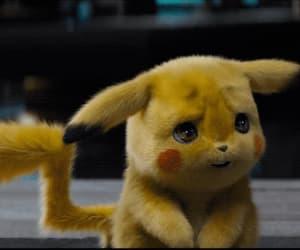 gif, movies, and pikachu image