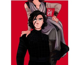 star wars, love, and kylo ren image
