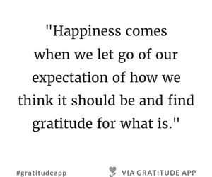 gratitude, happiness, and positivity image