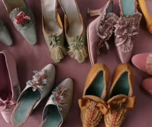 shoes, marie antoinette, and versailles image