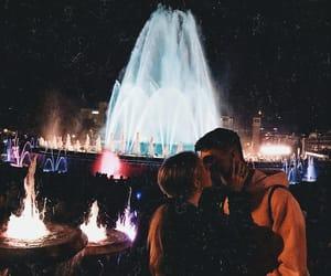 Barcelona, kiss, and endlesslove image