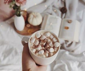 autumn, christmas, and coffee image