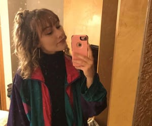 80s, hair, and hoops image