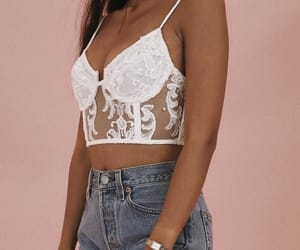 blush, fashion, and chanel image