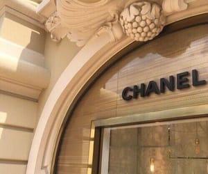 chanel, beige, and aesthetic image