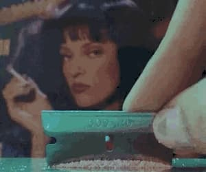 drugs, pulp fiction, and gif image