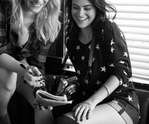 camila mendes, lili reinhart, and riverdale image