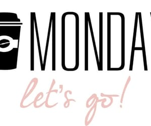 article, coffee, and mondays image