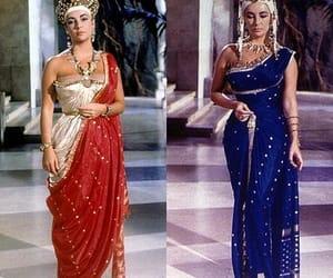 beauty, Elizabeth Taylor, and cleopatra image