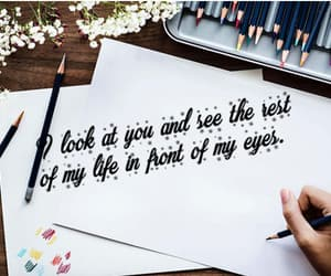 look your eyes and adoro scrivere image