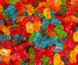 bears, food porn, and sweet image