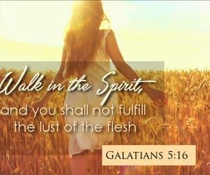 joy, holy spirit, and peace image