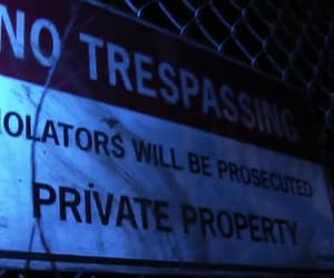 danger, no trespassing, and private image