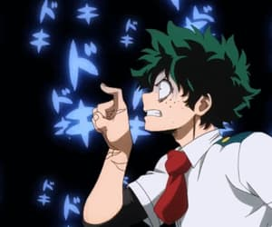 anime, boku no hero academia, and my hero academia image