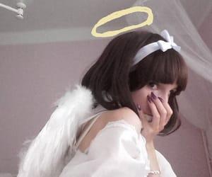angel, Halloween, and Psycho image