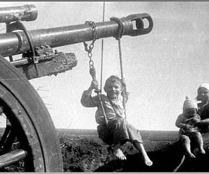 kids, russia, and ww2 image