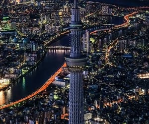 cityscape, japan, and jp image