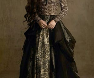 medieval, reign, and dress image