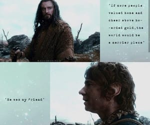 aesthetic, edit, and thorin oakenshield image