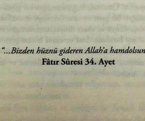 alıntı, türkçe sözler, and fatır sûresi image