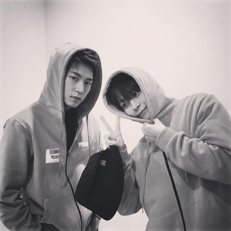 knk, heejun, and seoham image