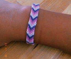 bracelet, hippie, and hilo image