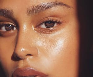 eyebrows, girls, and inspo image