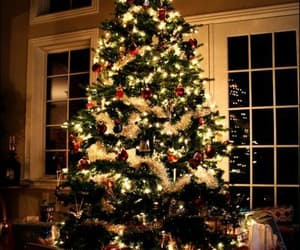 christmas, cozy, and presents image