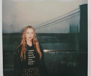bridge, Brooklyn, and smoke image