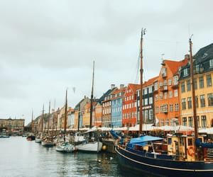 city, denmark, and europe image