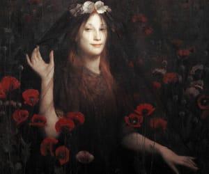art, beauty, and dark image