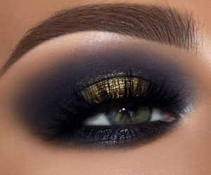 makeup and eyes shadow image