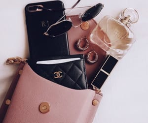 accessories, bags, and makeup image