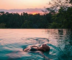 bali, daydream, and pool image